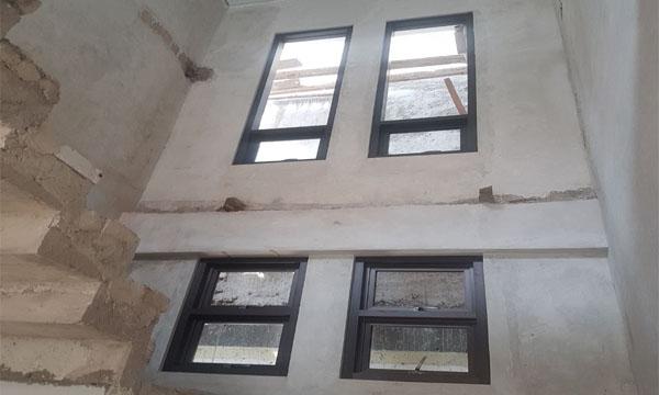 Pemasangan jendela oleh althaf aluminium jakarta barat