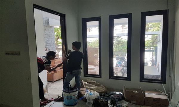 Jendela Aluminium Jakarta Timur