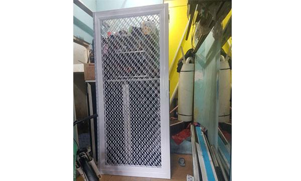 Pintu aluminium althaf aluminium jakarta barat