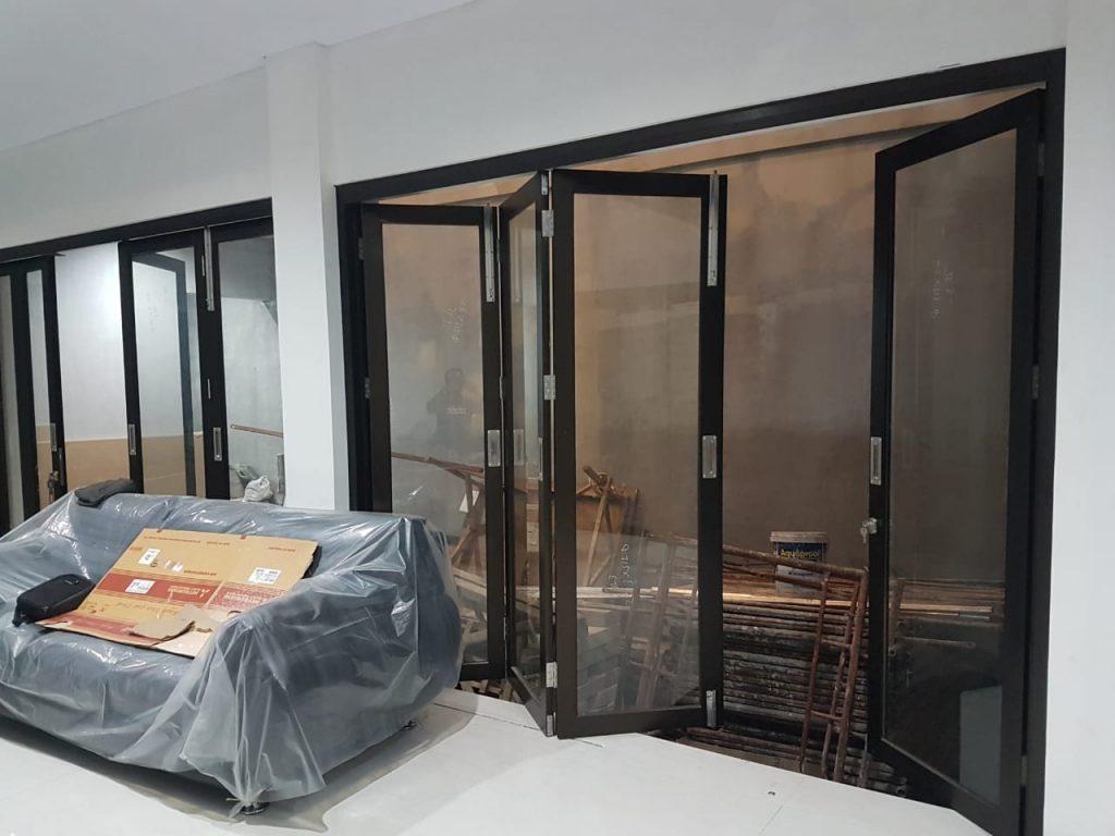Jendela aluminium grogol